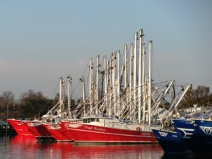 newport news va scallop fishing boats
