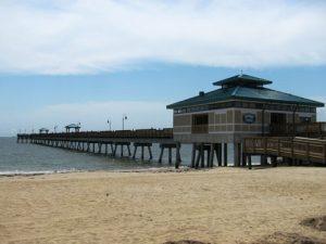Buckroe Beach Pier
