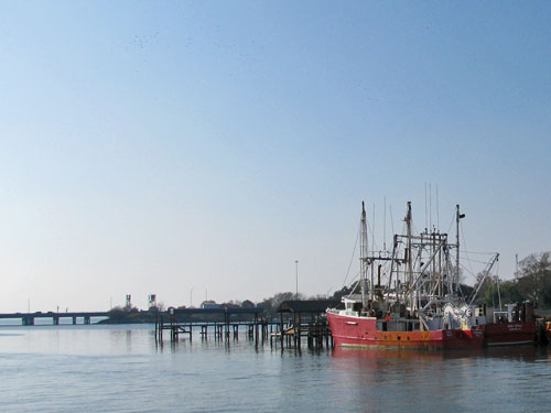 Phoebus Commercial Fishing Boats