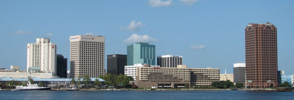 norfolk virginia waterside
