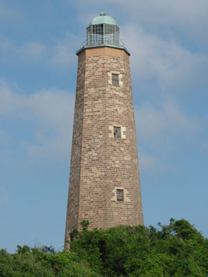 Old Cape Henry Lighthouse